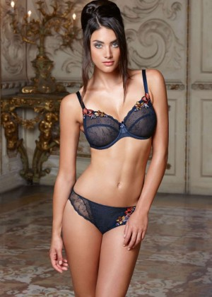 Lauren Mellor: Eprise de Lise Charmel 2014 Collection -05