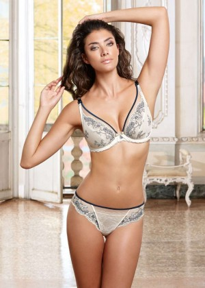 Lauren Mellor: Eprise de Lise Charmel 2014 Collection -09