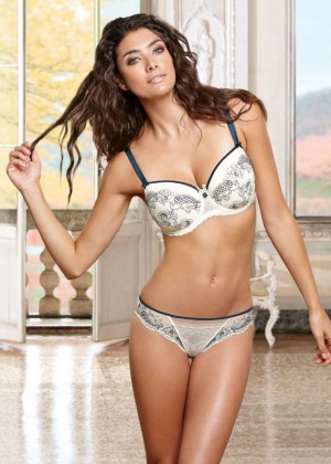 Lauren Mellor: Eprise de Lise Charmel 2014 Collection -13