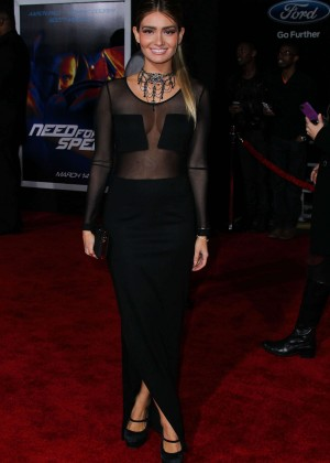 Lauren Parsekian: Need For Speed Premiere -05