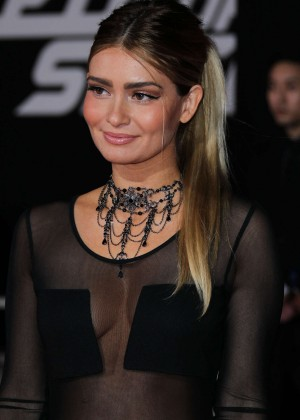 Lauren Parsekian: Need For Speed Premiere -11