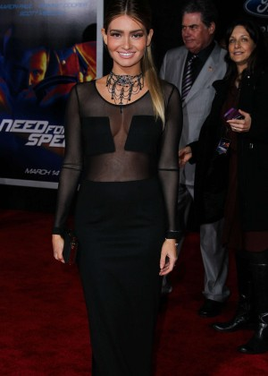 Lauren Parsekian: Need For Speed Premiere -15