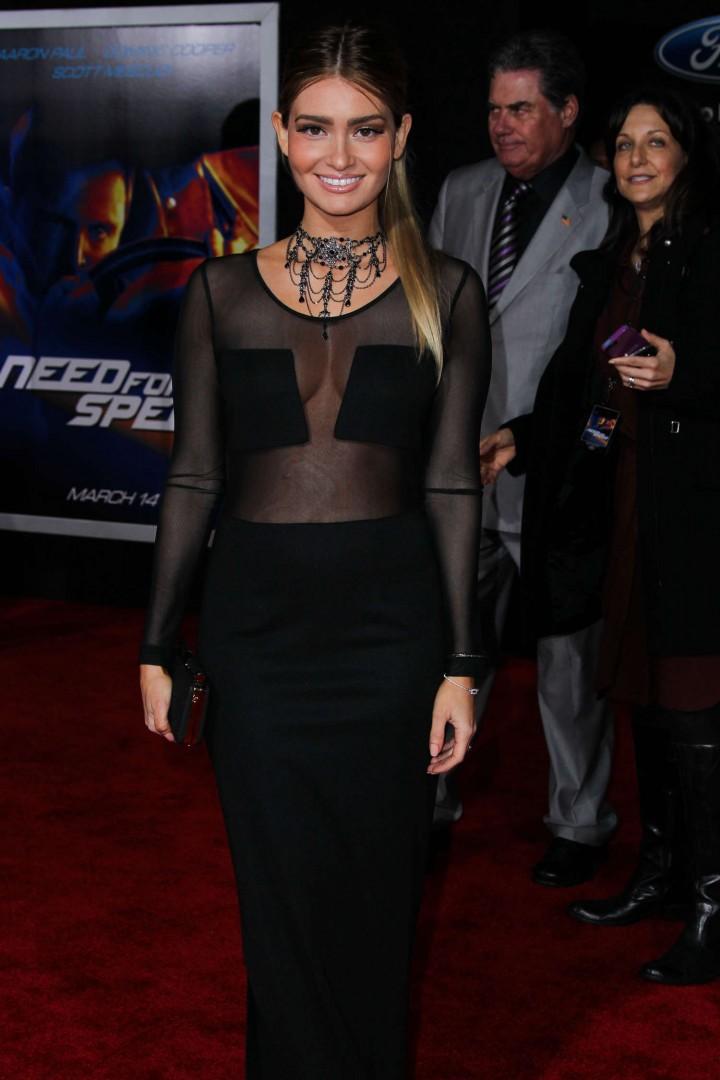 Lauren Parsekian: Need For Speed Premiere -15