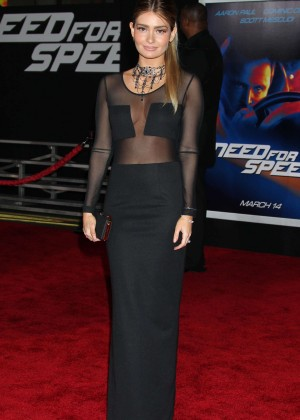 Lauren Parsekian: Need For Speed Premiere -18