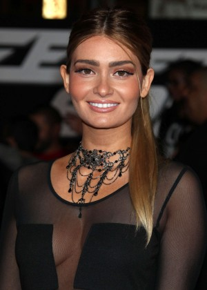 Lauren Parsekian: Need For Speed Premiere -22