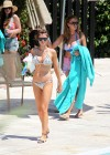 Lauren Pope and Chloe Sims - Bikini in Marbella -08