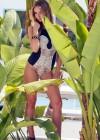 Lauren Pope Bikini Photos: Ibiza 2013 -50