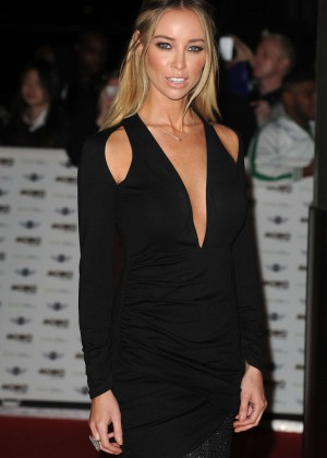 Lauren Pope - 2014 MOBO Awards in London