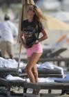 Lauren Stoner - Bikini Candids in Miami -32