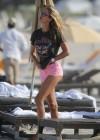 Lauren Stoner - Bikini Candids in Miami -36
