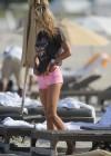 Lauren Stoner - Bikini Candids in Miami -62
