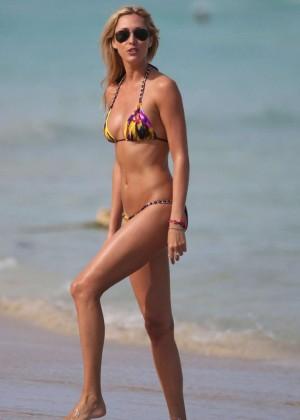 Lauren Stoner Bikini Photos: 2014 in Miami -01