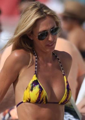 Lauren Stoner Bikini Photos: 2014 in Miami -02