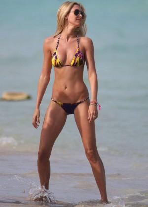 Lauren Stoner Bikini Photos: 2014 in Miami -03