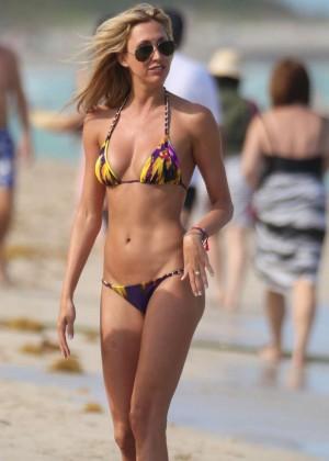 Lauren Stoner Bikini Photos: 2014 in Miami -05