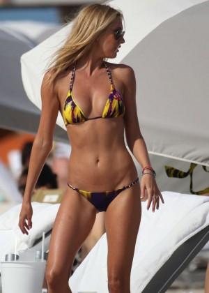 Lauren Stoner Bikini Photos: 2014 in Miami -06