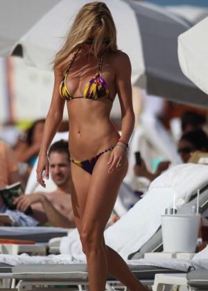 Lauren Stoner Bikini Photos: 2014 in Miami -07