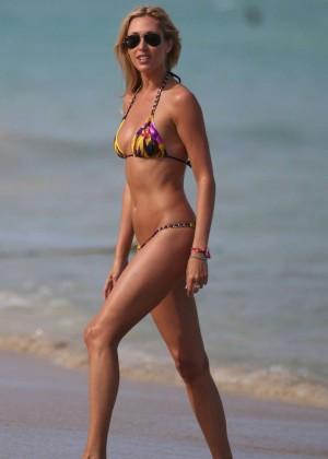 Lauren Stoner Bikini Photos: 2014 in Miami -08