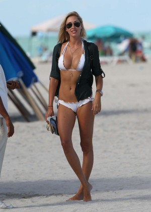 Lauren Stoner bikini photos: in Miami -02