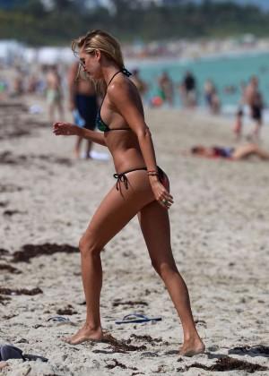 Lauren Stoner in Bikini in Miami -02