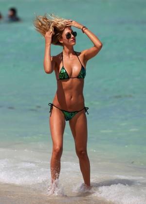 Lauren Stoner in Bikini in Miami -03