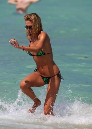 Lauren Stoner in Bikini in Miami -05