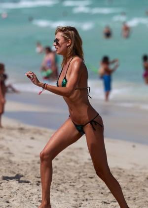 Lauren Stoner in Bikini in Miami -10