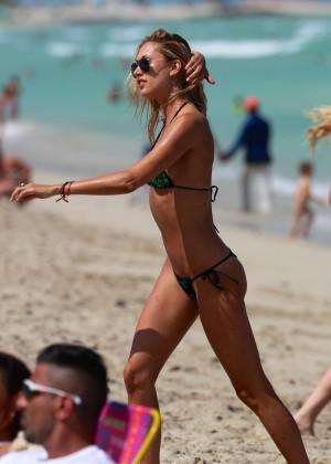 Lauren Stoner in Bikini in Miami -11