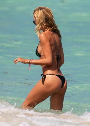 Lauren Stoner in Bikini in Miami -12