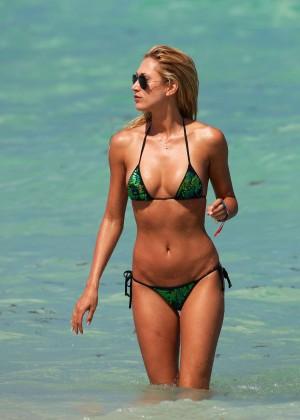 Lauren Stoner in Bikini in Miami -13