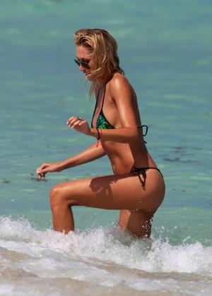 Lauren Stoner in Bikini in Miami -14