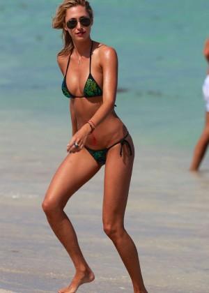 Lauren Stoner in Bikini in Miami -17