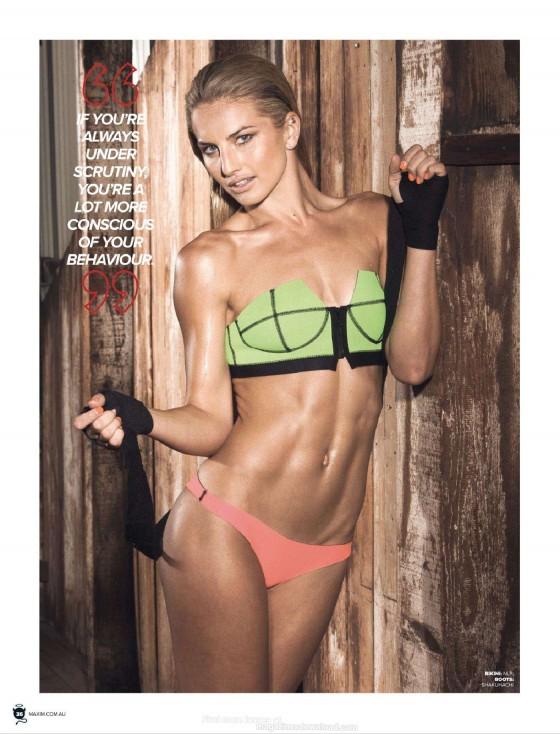Lauryn Eagle Photos: 2013 Maxim Australia -01