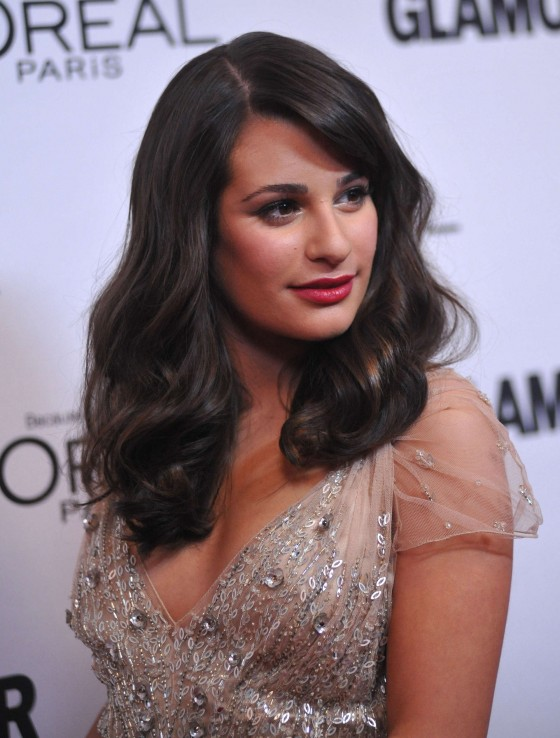 Lea Michele – 2011 Glamour Women of the Year Event