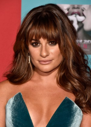 Lea Michele - American Horror Story Freak Show Premiere in Hollywood