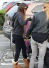 Lea Michele in Spandex Grocery Shopping in Hollywood-04