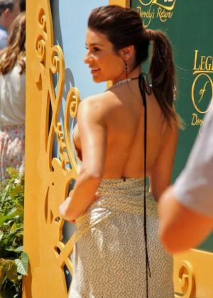 Lea Michele: Legends Of Oz: Dorothys Return premiere-02