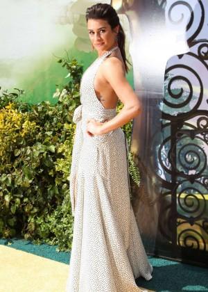 Lea Michele: Legends Of Oz: Dorothys Return premiere-03