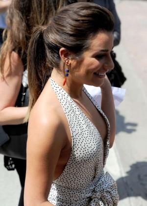 Lea Michele: Legends Of Oz: Dorothys Return premiere-08