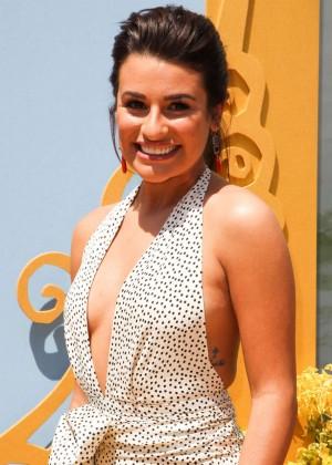 Lea Michele: Legends Of Oz: Dorothys Return premiere-14