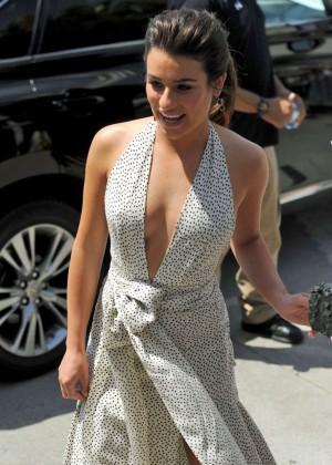 Lea Michele: Legends Of Oz: Dorothys Return premiere-15