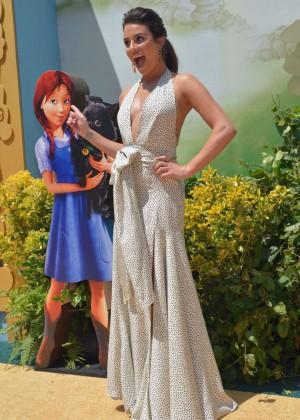 Lea Michele: Legends Of Oz: Dorothys Return premiere-19