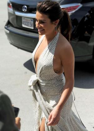 Lea Michele: Legends Of Oz: Dorothys Return premiere-20