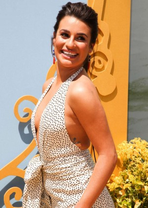 Lea Michele: Legends Of Oz: Dorothys Return premiere-21