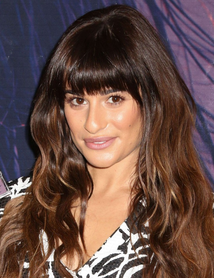 Lea Michele: Louder CD Signing -07