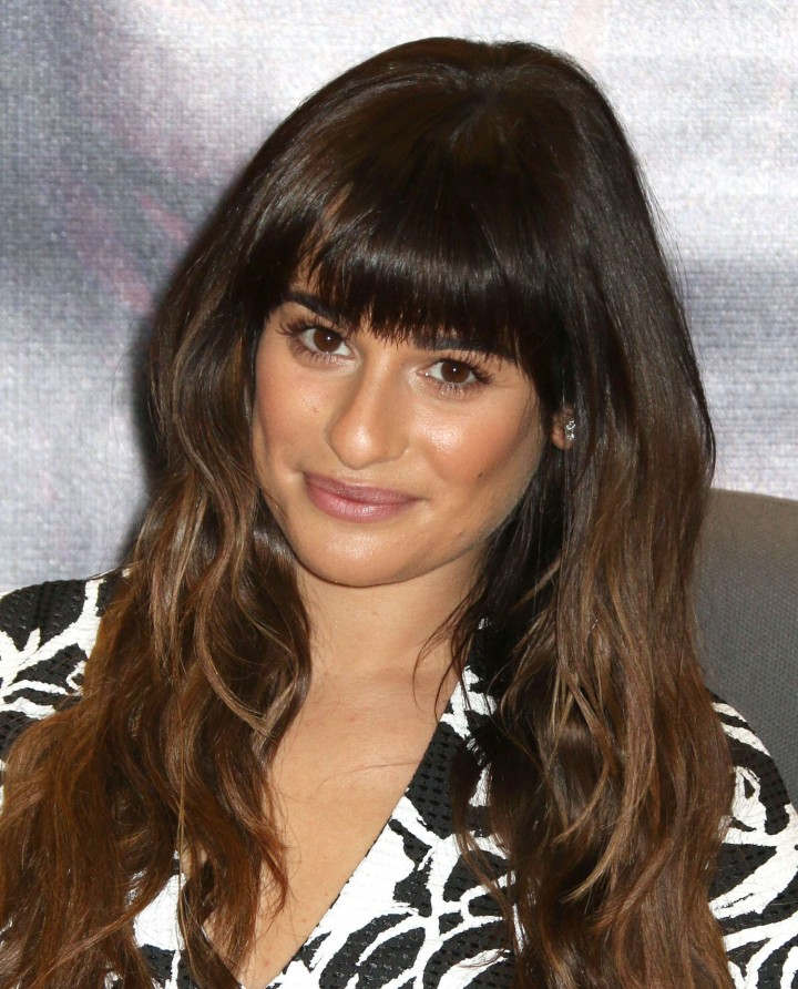 Lea Michele: Louder CD Signing -09