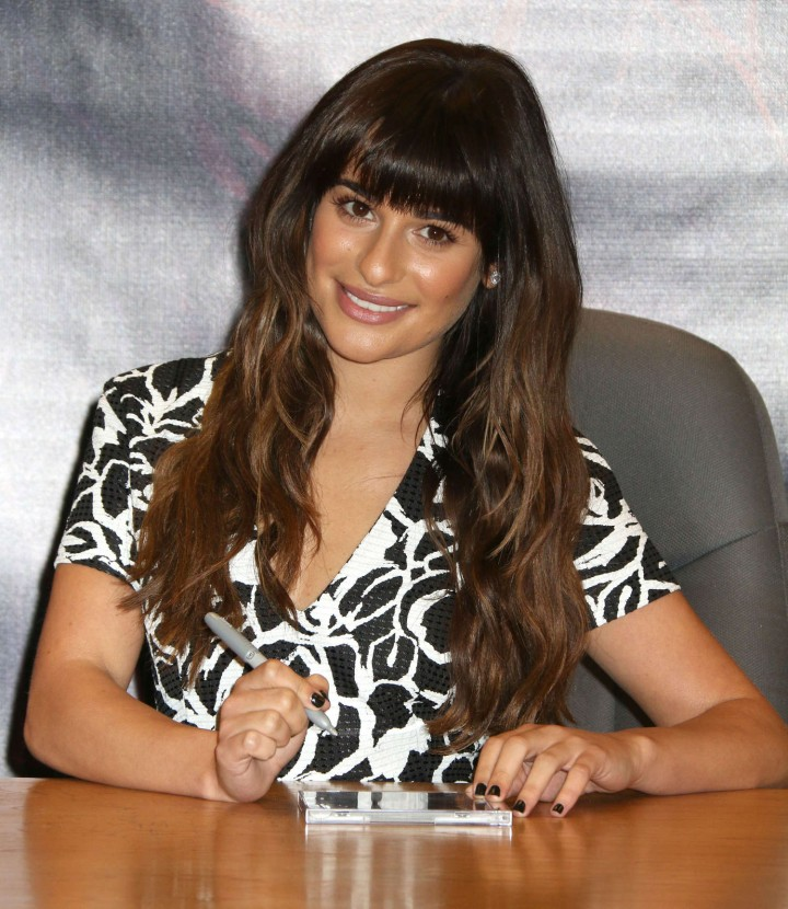 Lea Michele: Louder CD Signing -11