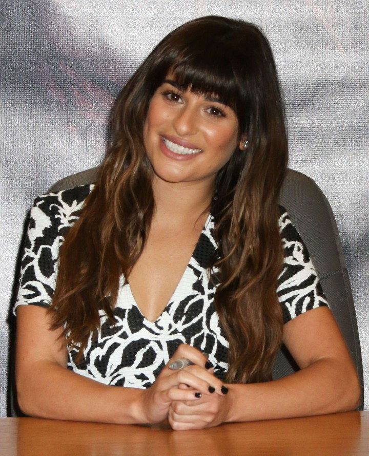 Lea Michele: Louder CD Signing -31