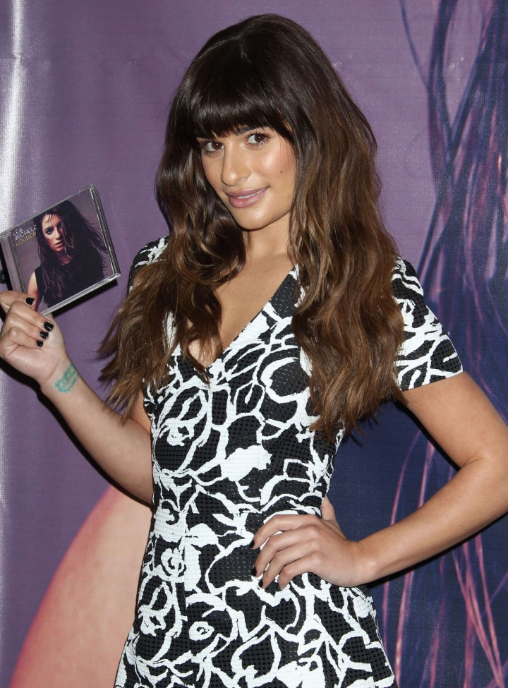 Lea Michele: Louder CD Signing -37
