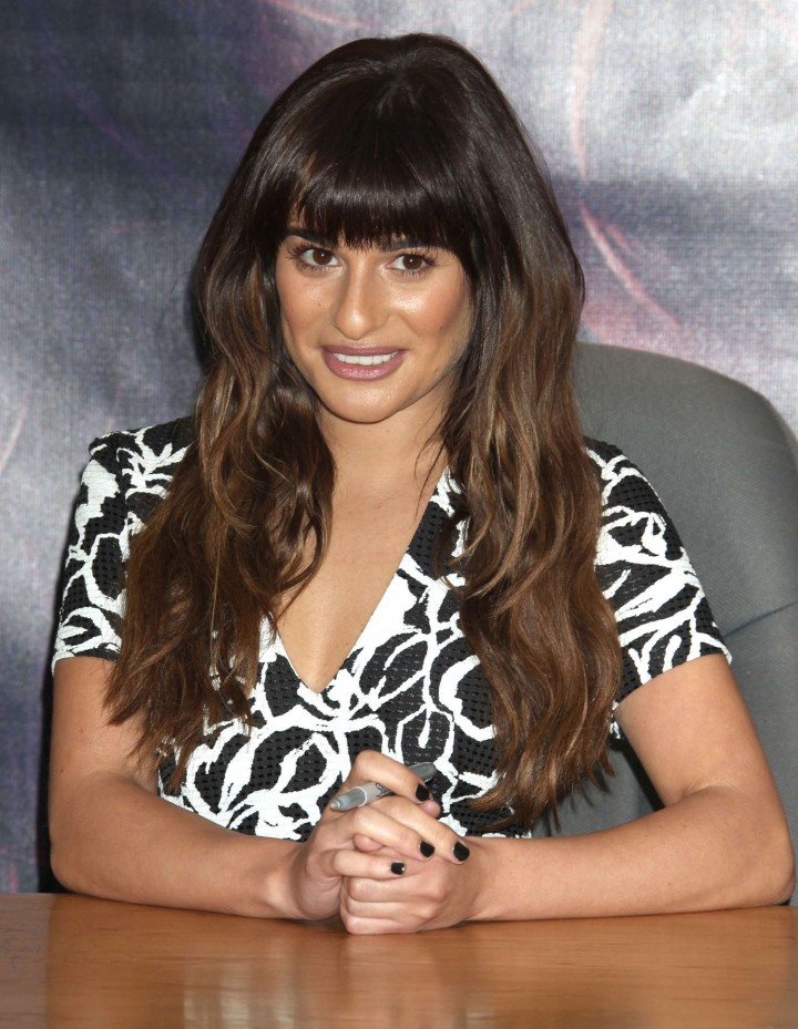 Lea Michele: Louder CD Signing -38